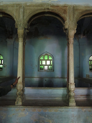 Lucknow Chotta Imambara royal bathhouse