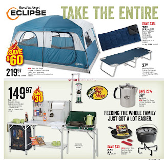 Bass Pro Shops Flyer May 10 – 29, 2017