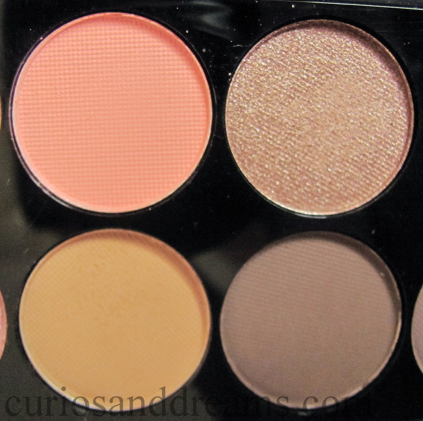 Sleek Oh So Special Eyeshadow Palette review