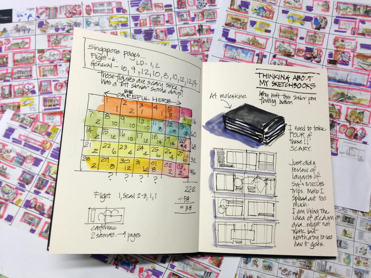 Best Graphic Design Sketchbook