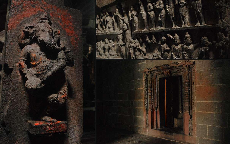 भुलेश्वर मंदिर - माळशिरस, पुणे | Bhuleshwar Temple - Malshiras, Pune