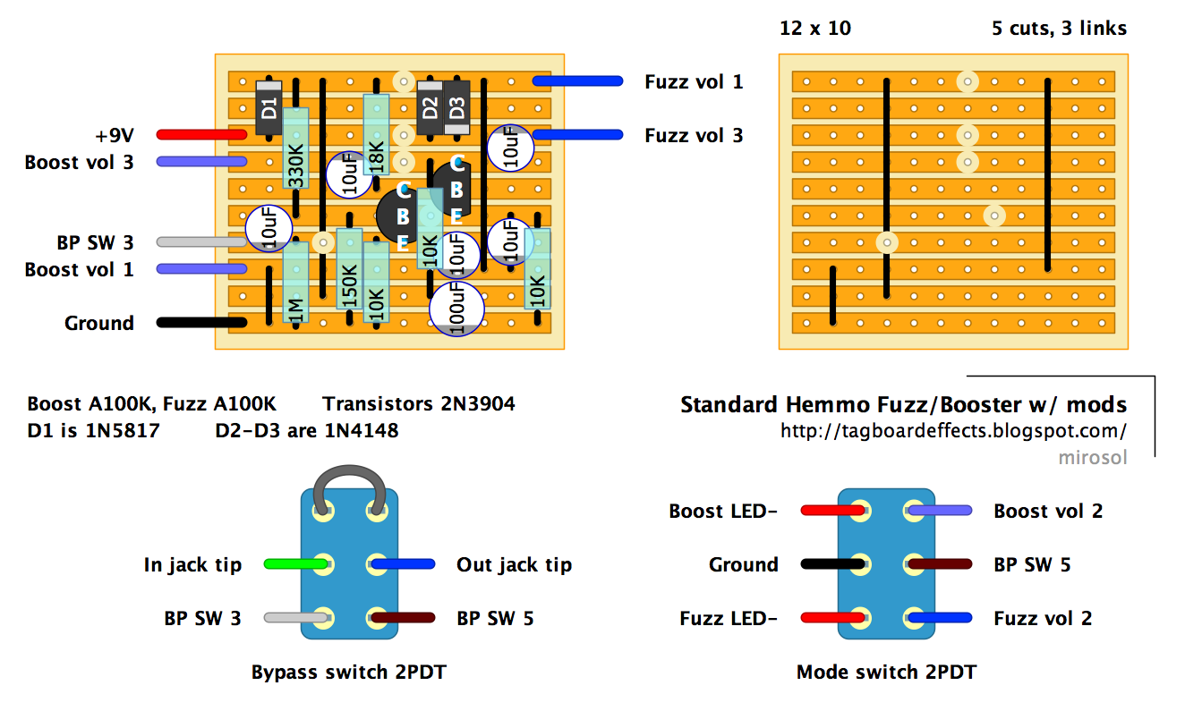 Details About 2dpdt On On Stomp Foot Switch For Effects Pedal202 M on