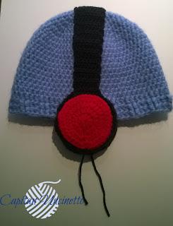 Cappello cuffie paraorecchie