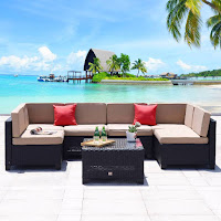 Outdoor Couch Outdoor Sectional Couch