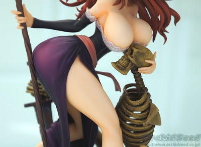 Sorceress 1/7 de Dragon's Crown - Orchid Seed