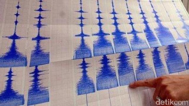 Gempa Susulan 5,5 SR Guncang Sigi Palu Sulawesi Tengah (Update)