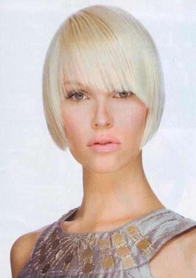 Taglio di capelli: Taglio per capelli bianchi