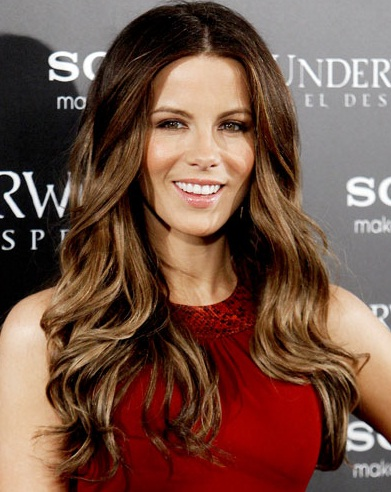 Kate beckinsale hair color will know