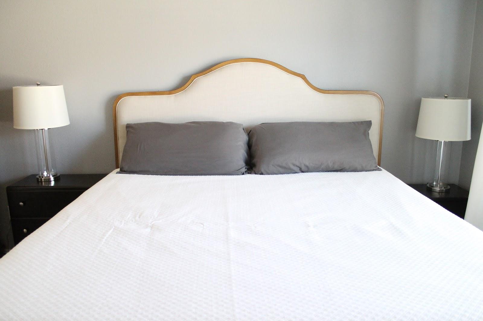 Tucker Up Master Bedroom New Bed Frame