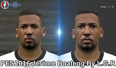 PES 2016 J.Boateng face By L.G.R