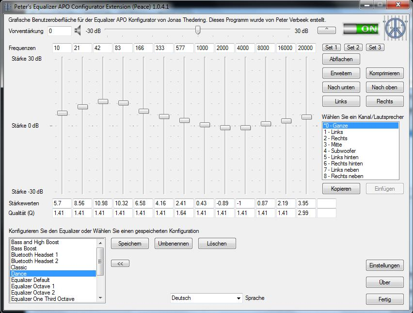 Sinada@blogspot: Equalizer APO - Free Parametric Equalizer