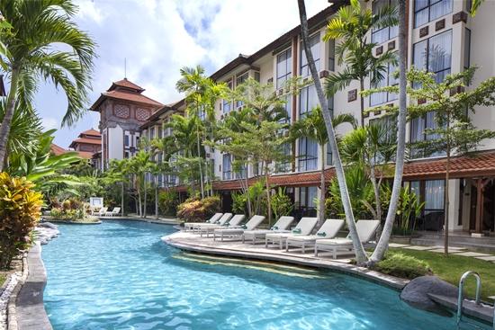 Sanur Paradise Plaza Hotel Bali, Pool