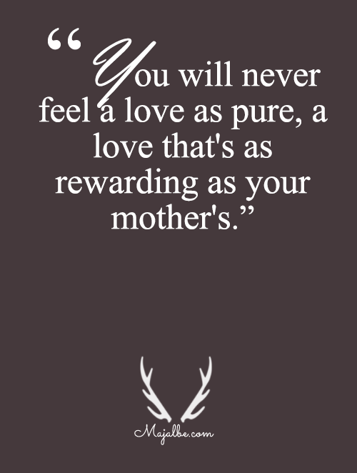 A Love From Your Mother