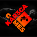 Logotipo e capa do YouTube do canal KAR3CA GAMES