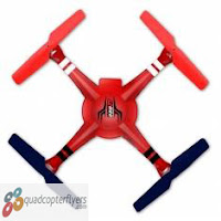 WL Toys Q222G Quadcopter Red