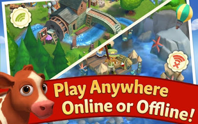 FarmVille 2: Country Escape v5.0.922 Mod Apk (Unlimited Keys)