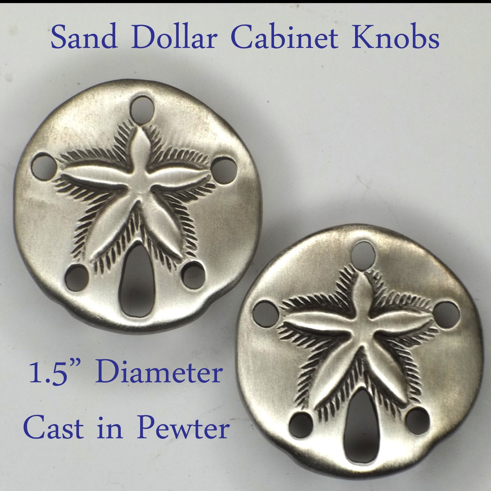 Coastal Style Cabinet Knobs   Simple Home Decoration