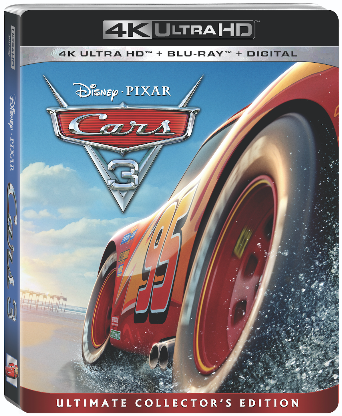 cars 3 4k ultra HD release