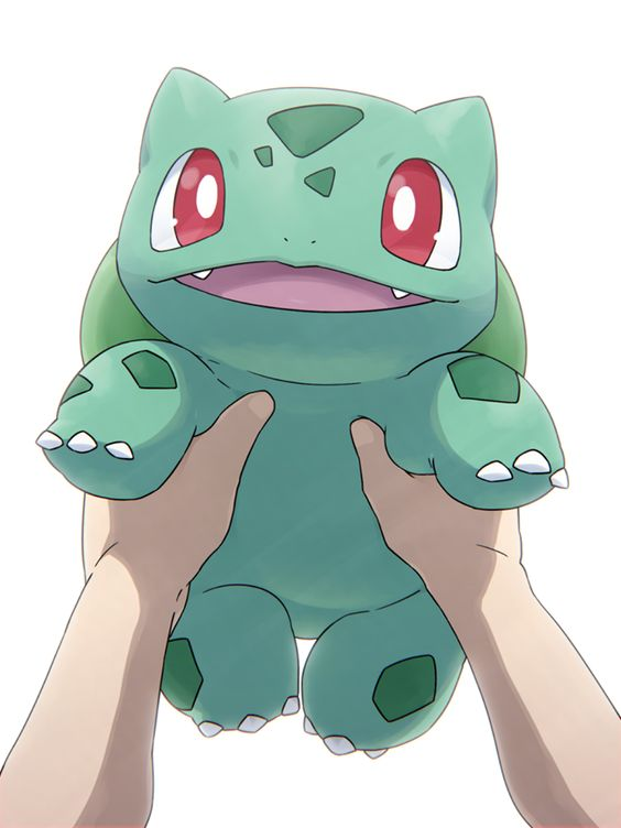 cutest pokemon Bulbasaur 2