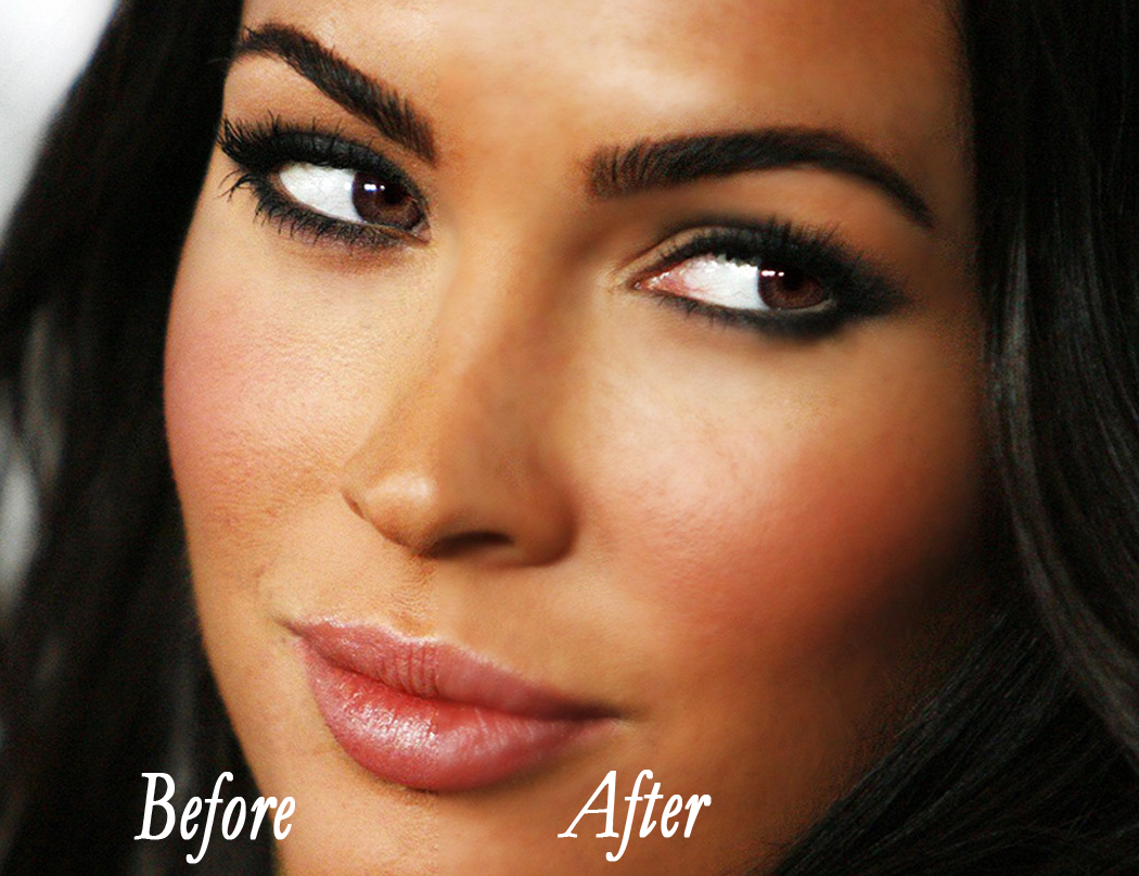 How to make a smooth and soft face in two minutes photoshop how to smooth soft face photoshop tutorial baditri Choice Image