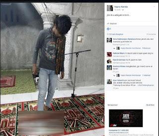 Pihak Kepollisian Berhasil Menangkap Pemuda yang Berpose Injak Al Quran - Commando