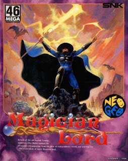neo geo snk magicial lord