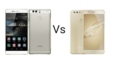 Huawei P9 Vs Honor 8 : What's the difference?