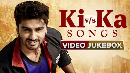 Ki v/s Ka Songs 2016 Video Jukebox Chhil Gaye Naina Jee Karda Malhari Deewani Mastani