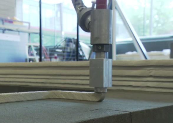 荷蘭正在測試3D水泥列印技術,3D列印的房子將成為可能!