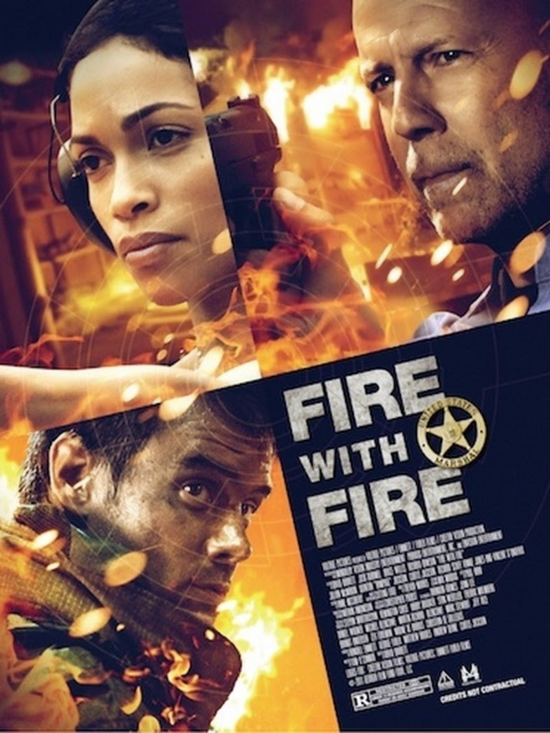 Fire with Fire (2012) BluRay 720p
