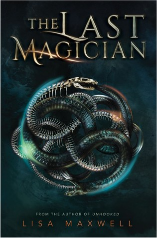 The Last Magician book cover