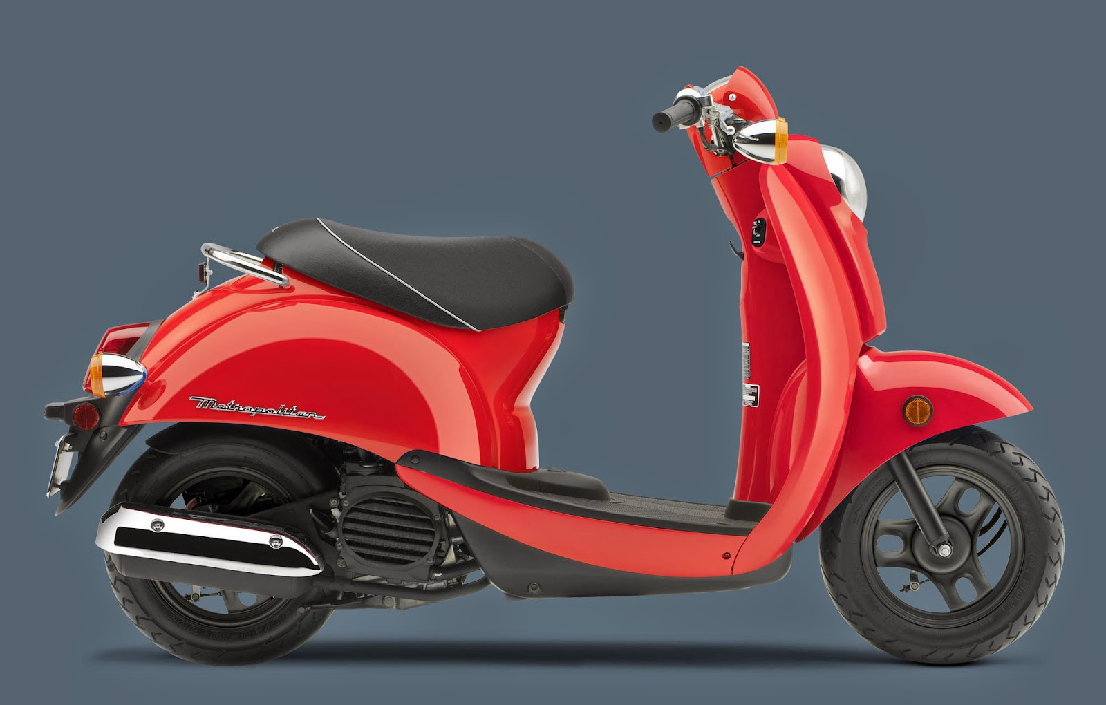 Honda CHF50 metropolitan scooters pictures