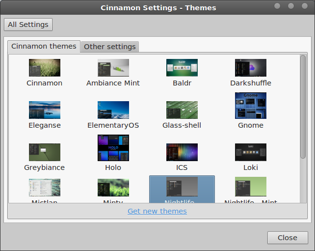 Customizing Linux Mint: Cinnamon Themes | My Bubbletea Time