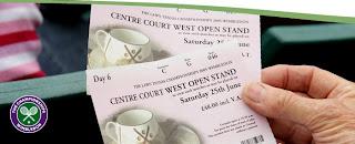 Resultado de imagen de wimbledon tickets
