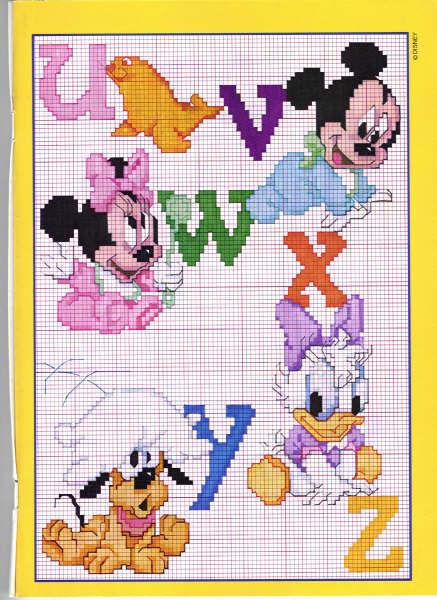 Schemi Punto Croce Disney Da Scaricare Gratis 12 Fantastiche