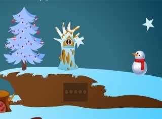Juegos de Escape - Christmas Angel Escape