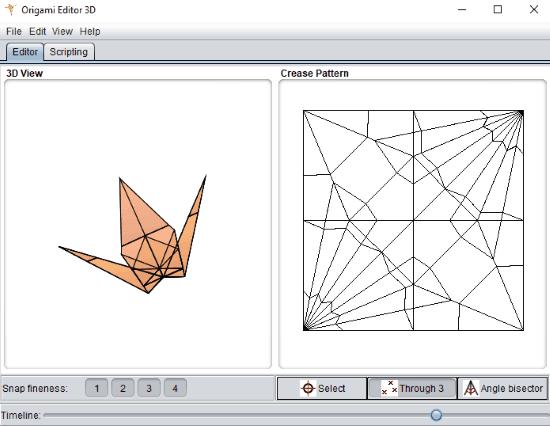 software Origami Simulator gratis terbaik untuk belajar origami di Windows Belajar Origami Dengan Origami Simulator