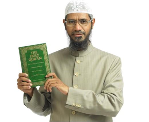Allahu Akbar!! Zakir Naik Buktikan Kitab Suci Semua Agama Gagal Diuji, Kecuali Al-Qur'an, Silakan Share!!