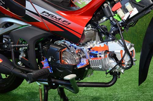 Honda Fuel Injection Irit Murah Motorcycles