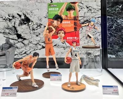 Kazunari y Shintarou de Kuroko no Basket