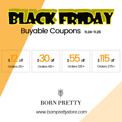 Born pretty store coupon 2018