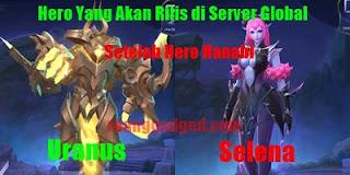 2 Hero Baru Yang Akan Rilis Ke Server Global Setelah Hero Hanabi