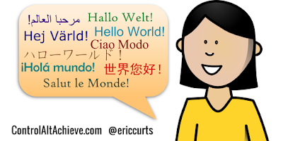 controlaltachieve.com - Eric - 5 Fantastic Fluency Tools for Speaking World Languages