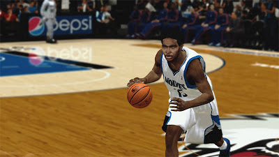 NBA 2K13 Rookies Cyberface Patch Gelabale