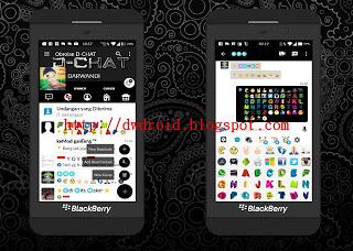 BBM MOD D-CHAT FBUI V3.0.1.25 APK Terbaru