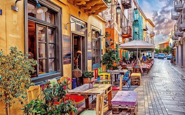 Αυστραλία: Το Ναύπλιο ψηφίστηκε ως η καλύτερη πόλη στην Ελλάδα