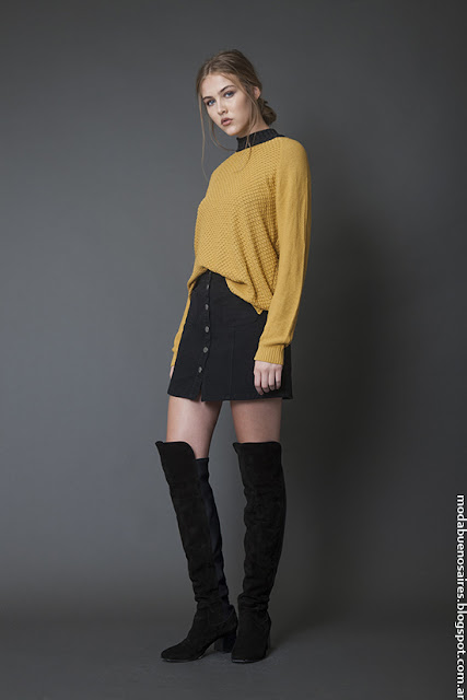 MODA INVIERNO 2016. Bled colección otoño invierno 2016, abrigos, vestidos, pantalones, blusas. Moda 2016.