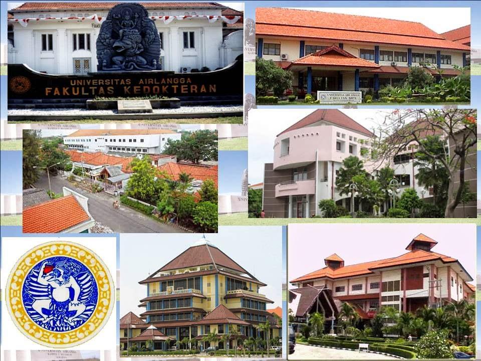 Logo Gedung Universitas Airlangga