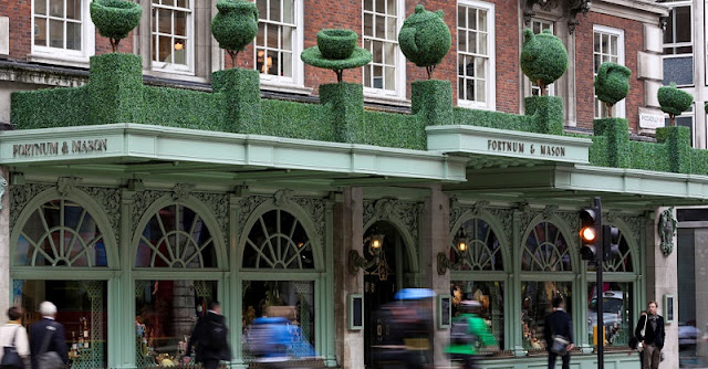 Fortnum and Mason em Londres