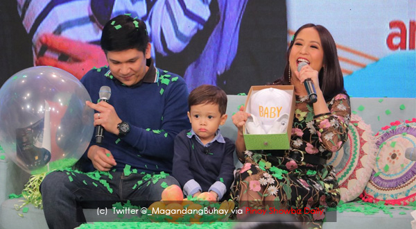 CONFIRMED: Jolina Magdangal is 9 weeks pregnant